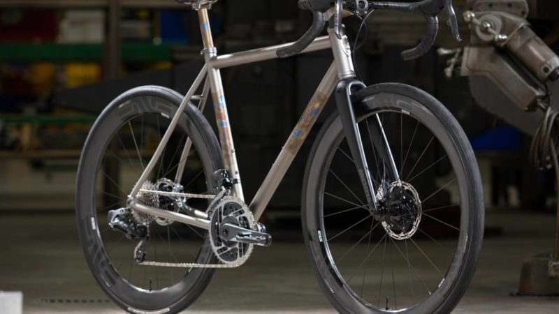 Vamoots 'RCS': Moots Unveils Mixed-Surface Bike for Nasty Roads