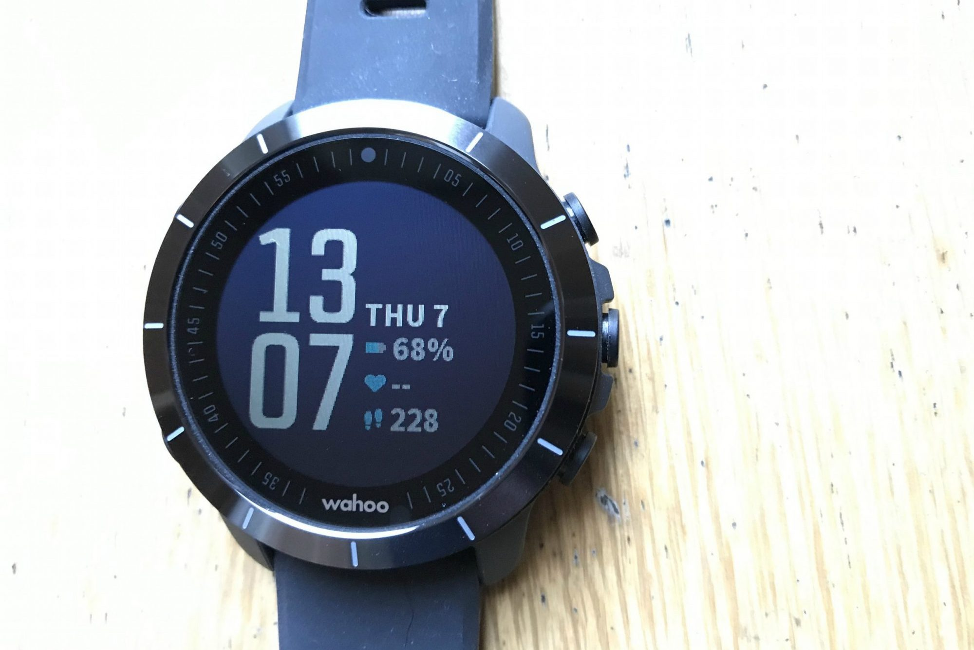 Wahoo Elemnt Rival multisport watch review