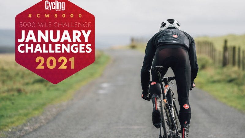 CW5000 January challenges – your progress