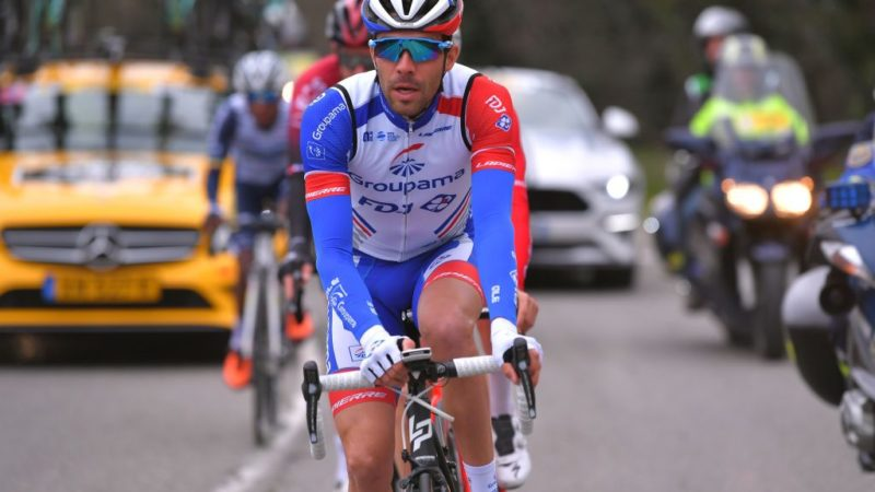 Thibaut Pinot: It was the right year to return to the Giro d'Italia