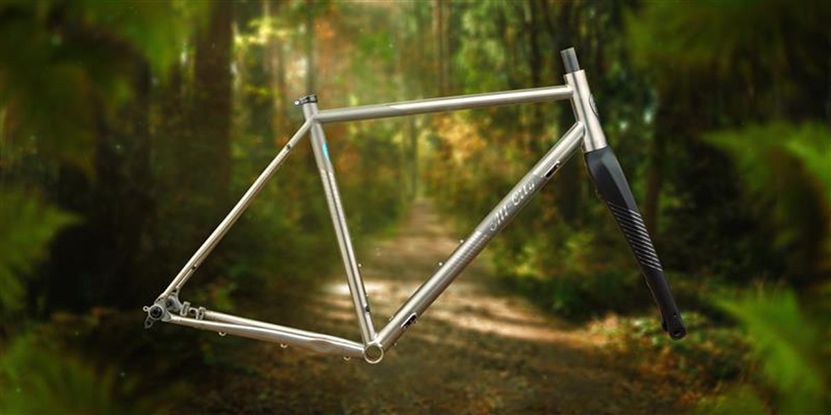 All-City Cosmic Stallion all-road endurance bike goes Titanium, amps up clearance