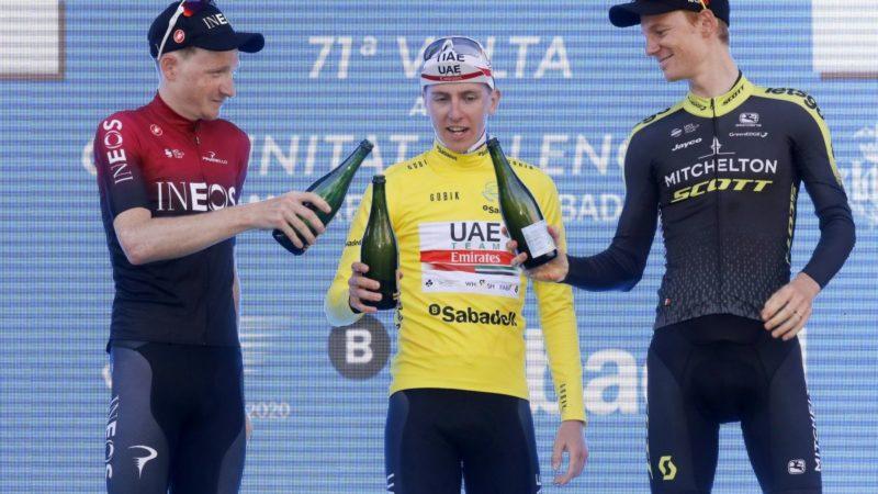 Volta a la Comunitat Valenciana winners