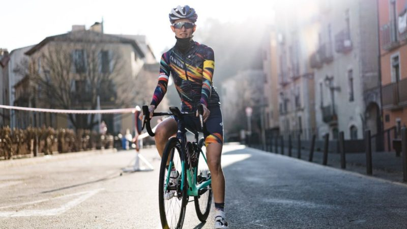 Canyon-SRAM reveal new galaxy-inspired jersey for 2021