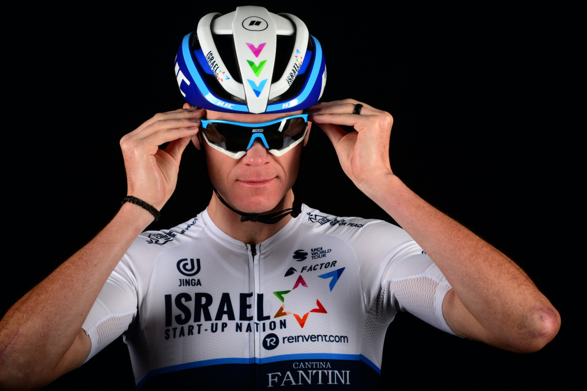 Chris Froome to make Israel Start-Up Nation debut at UAE Tour – VeloNews.com