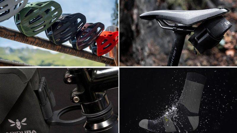 Gear Roundup: 76 projekter ASS, Fizik sadelpakke, vandtætte sokker, Scott hjelm, mere!