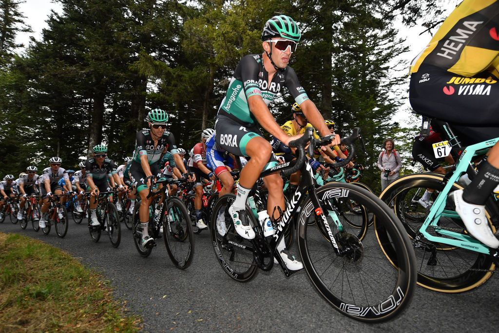 Schillinger suffers fractured vertebrae after being hit by car at Bora-hansgrohe camp
