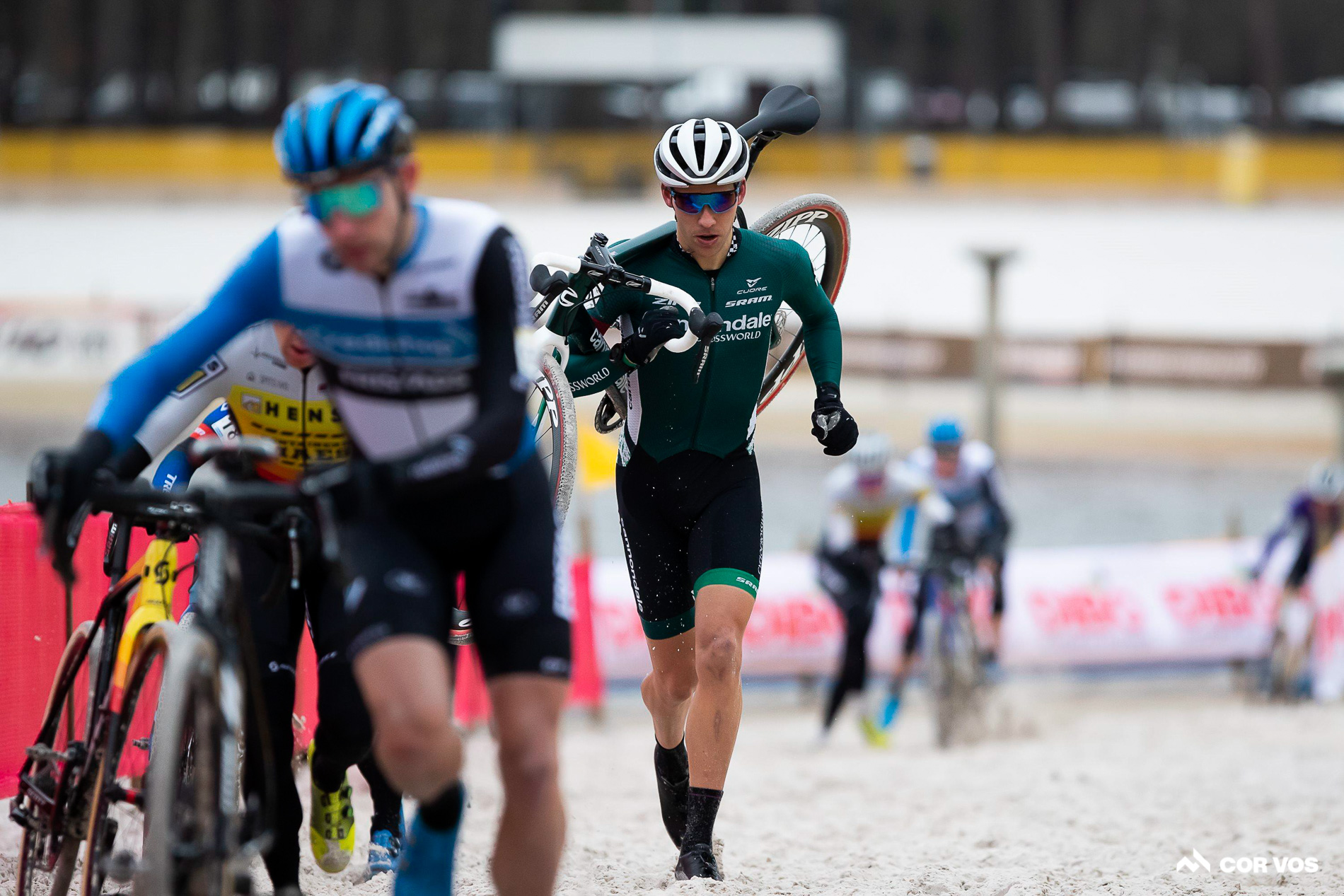 Cyclocross Diaries: Get Comfortable Being Uncomfortable