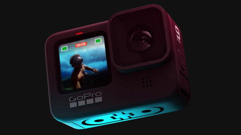 GoPro Labs agrega activadores de movimiento de parada-inicio, activadores USB y modo de un botón