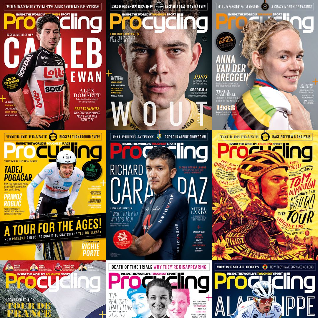 Sign up to Procycling's newsletter