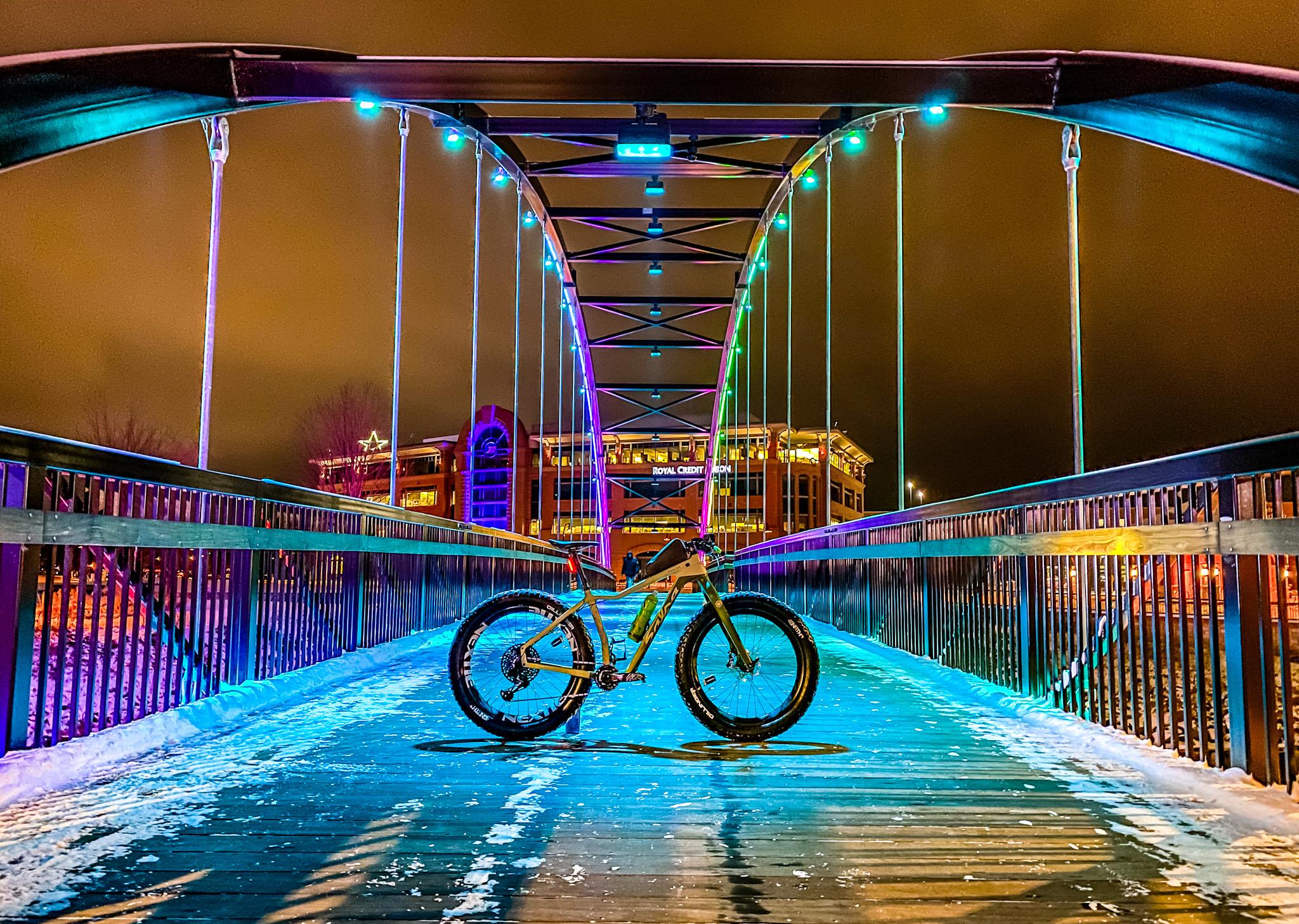 Bikerumor Pic du jour: Eau Claire, Wisconsin