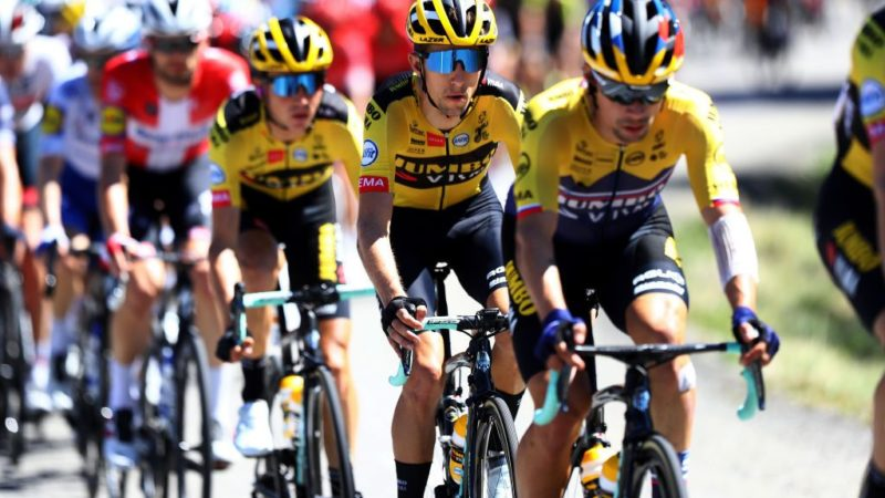 Six riders who could replace Tom Dumoulin at the Tour de France