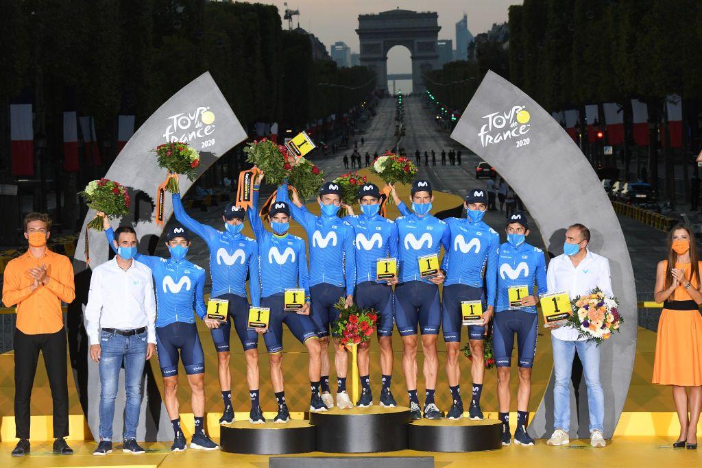 Unzué denies Movistar under greater pressure for results in 2021
