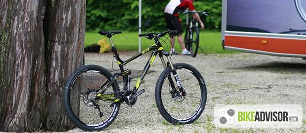 Carbon for the people and the end of 26 inch mountain bikes
