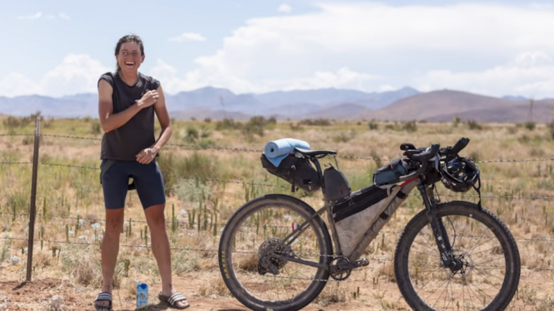 Ride Home: Lael Wilcox Closes in on One of Her Most Hallowed Objectives