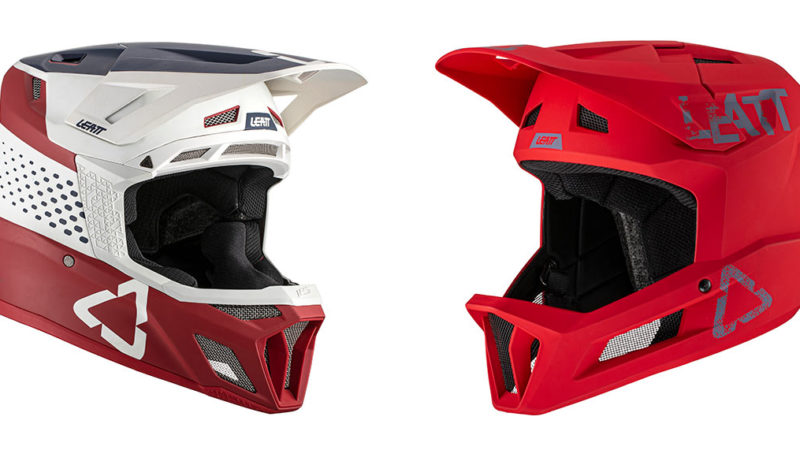 Leatt add top-level Gravity 8.0 and $100 Gravity 1.0 DH helmet to Twenty21 protection