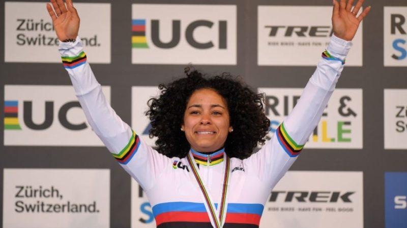 Ceylin del Carmen Alvarado: I have a big chance to extend my world champion's title