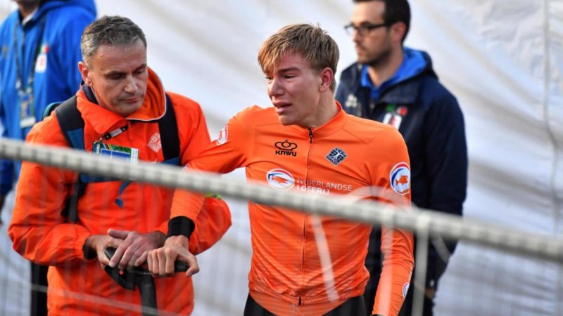 No Under 23 world title for Eekhoff: Appeal reaches dead end at CAS