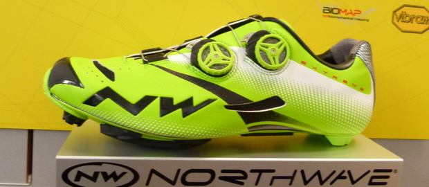 High-tech cycling shoes and more