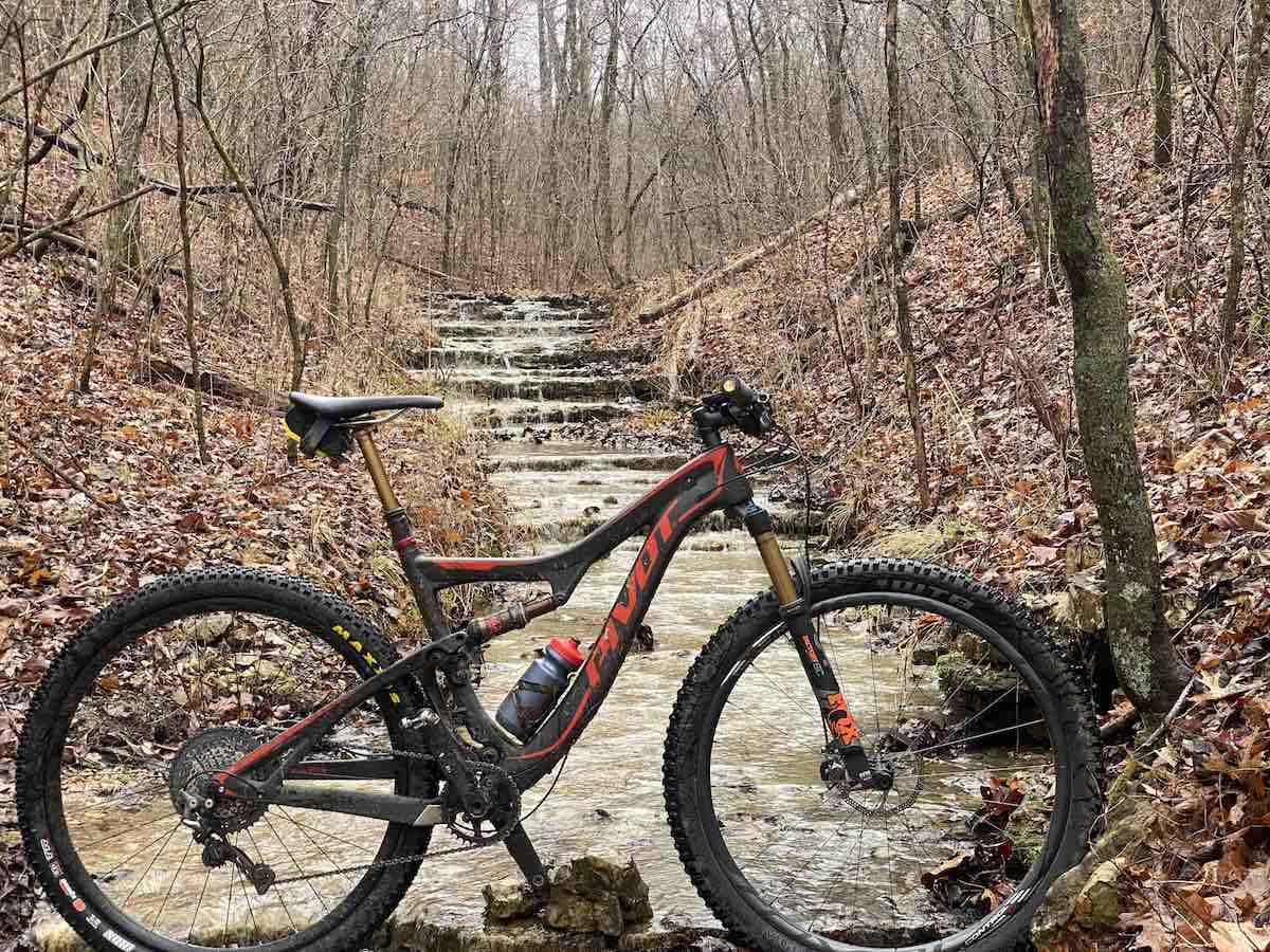 Bikerumor Pic Of The Day: Back 40 Trail, Northwest Arkansas