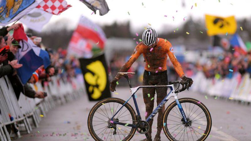 Van der Poel, Alvarado headline Dutch team for 'cross Worlds