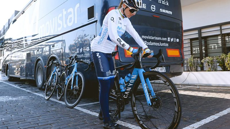 2021 Team Preview: Movistar Team Women