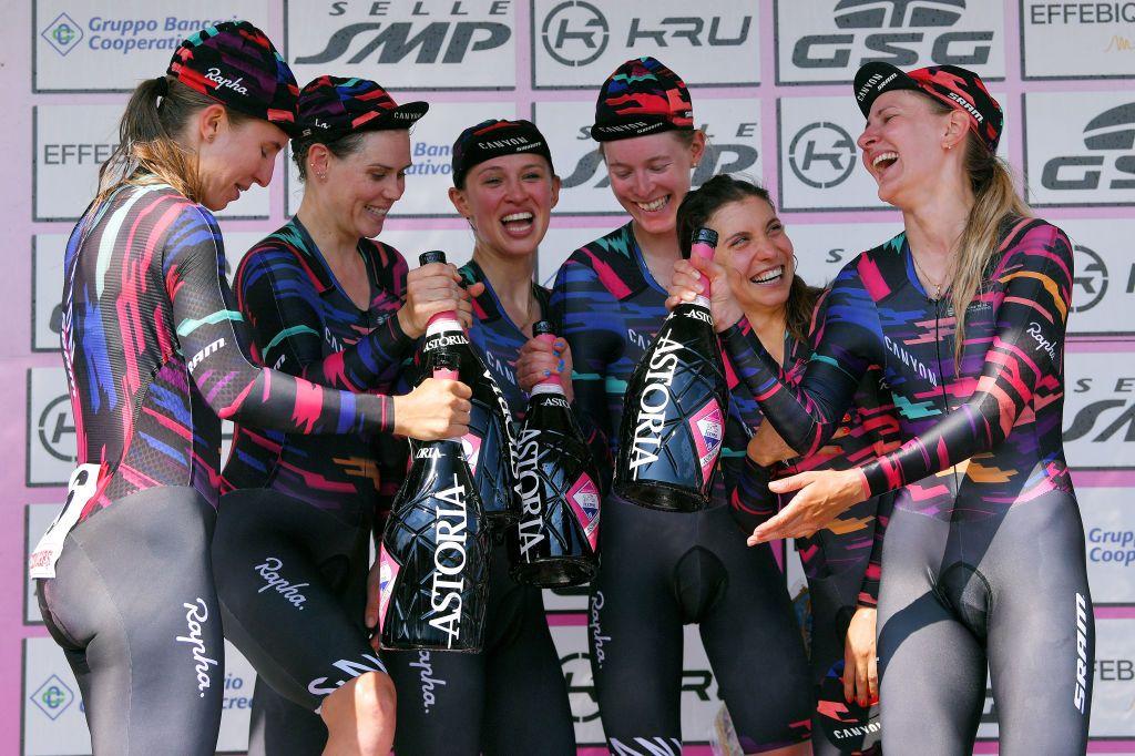 2021 Team Preview: Canyon-SRAM | Cyclingnews