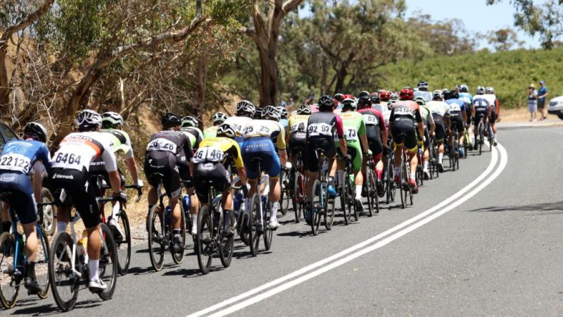 Luke Plapp wins Santos Festival of Cycling stage 2