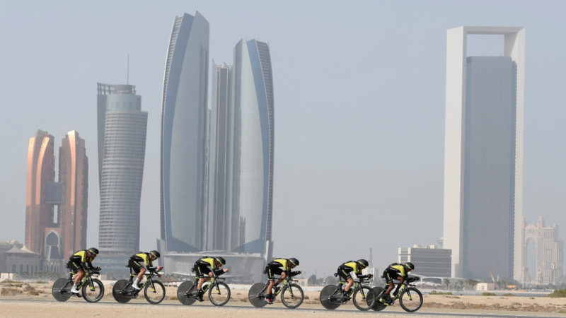 UAE Tour vows strong COVID measures in WorldTour opener – VeloNews.com