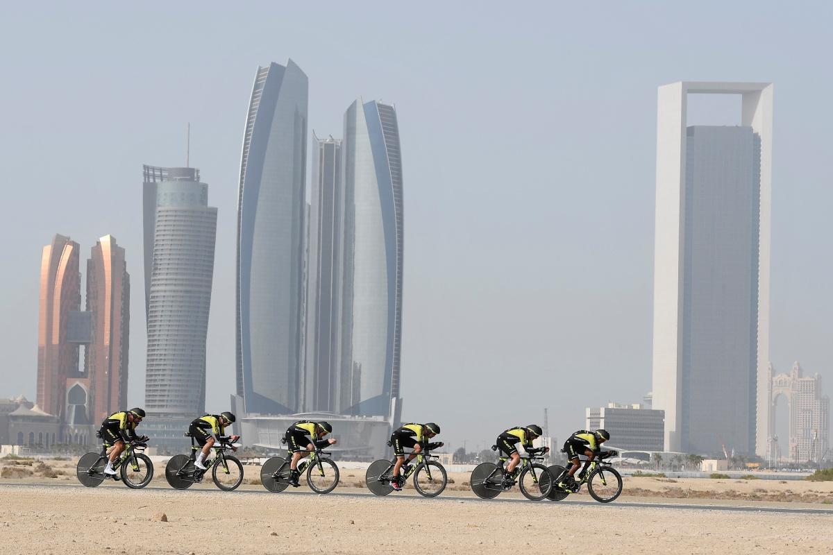 UAE Tour promet de fortes mesures COVID lors de l'ouverture du WorldTour – VeloNews.com