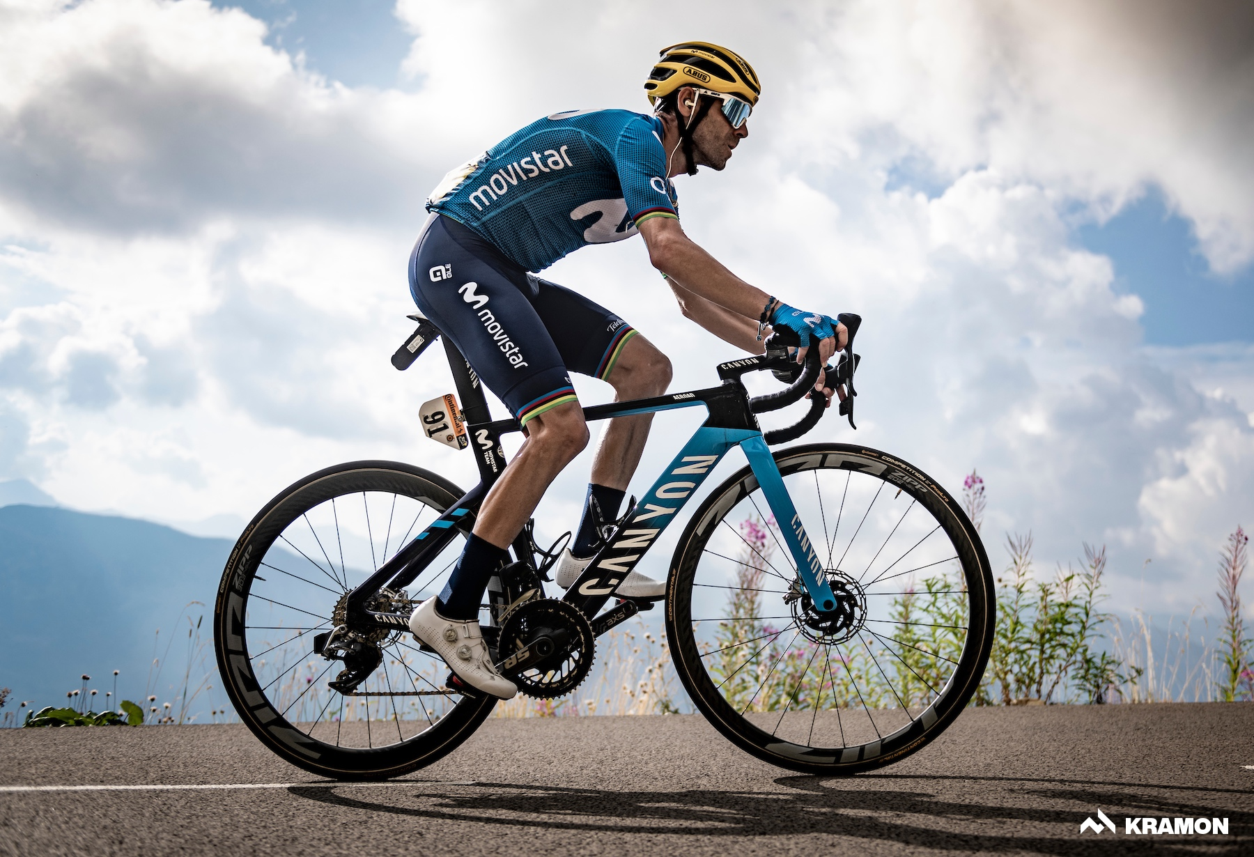 Alejandro Valverde confirms that he plans to retire at the end of 2021
