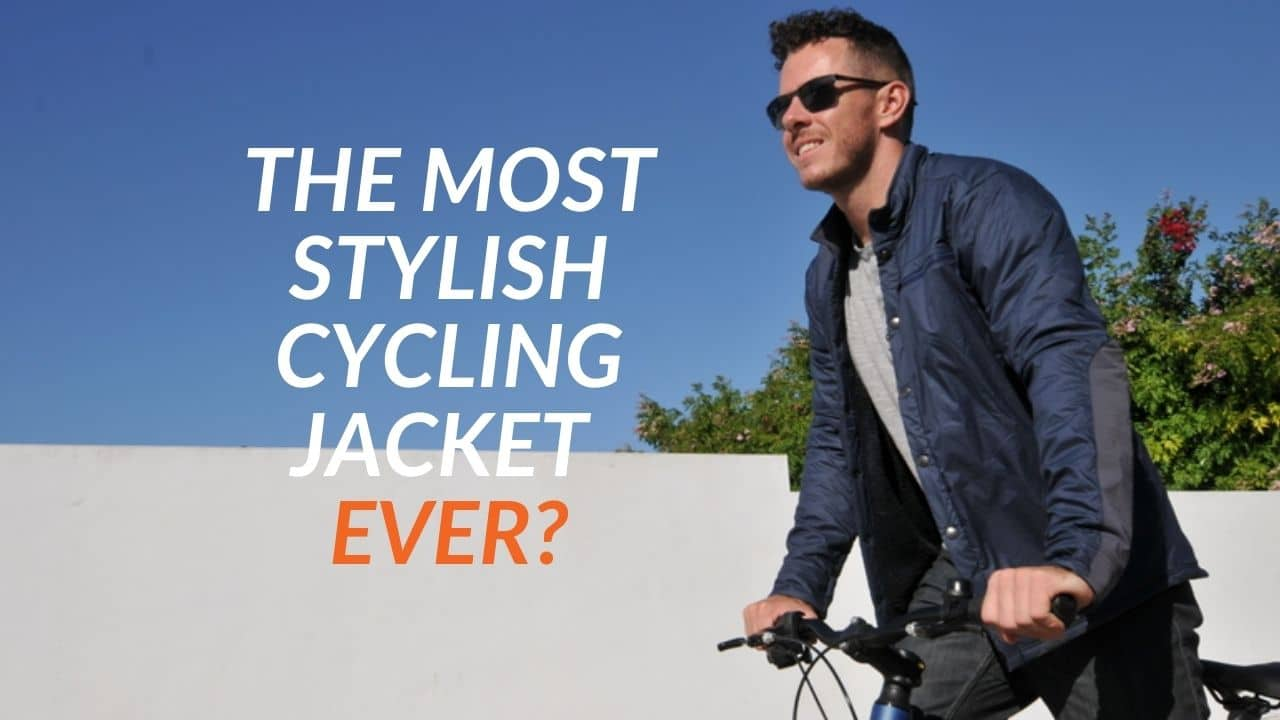 Velocio Recon Snap Jacket – Review [Most Stylish Cycling Jacket Ever?]