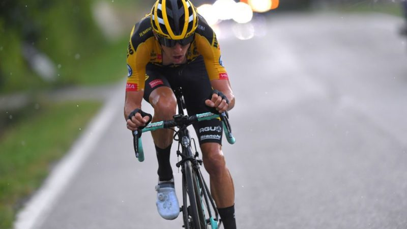 George Bennett 'returns to the magic of cycling' with gravel race this weekend