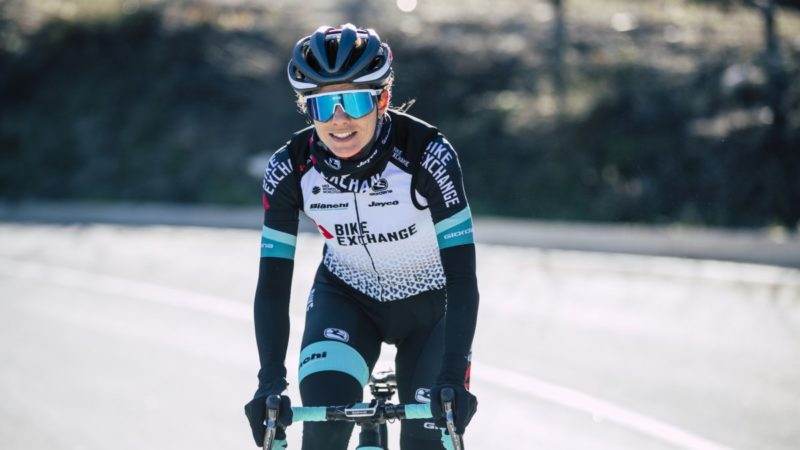 Ane Santesteban boosts firepower at Team BikeExchange