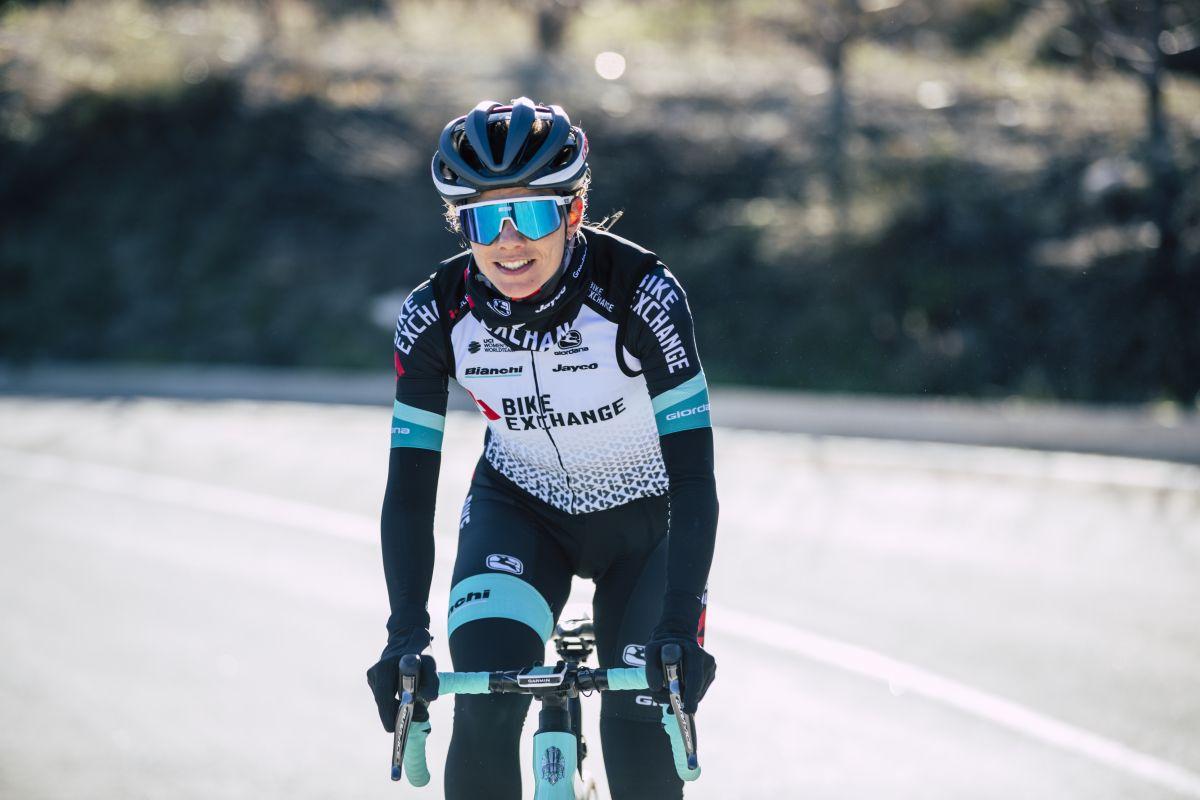 Ane Santesteban boosts firepower at Team BikeExchange