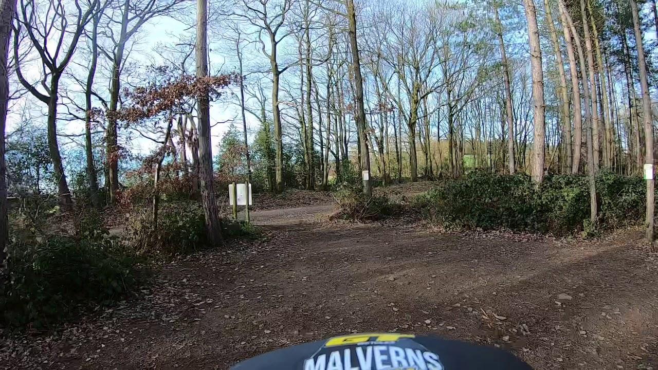 Ribbesford Bike Park Old Skool Track