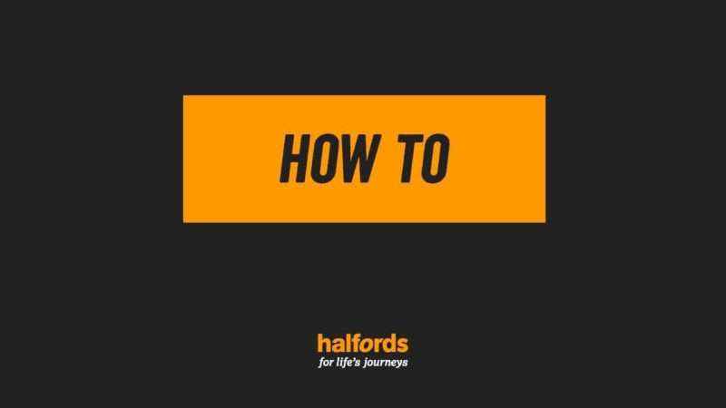 How to Charge an Electric Bike Battery | Halfords UK