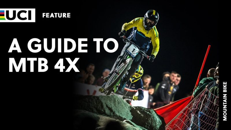 All you need to know about Mountain Bike Four-Cross
