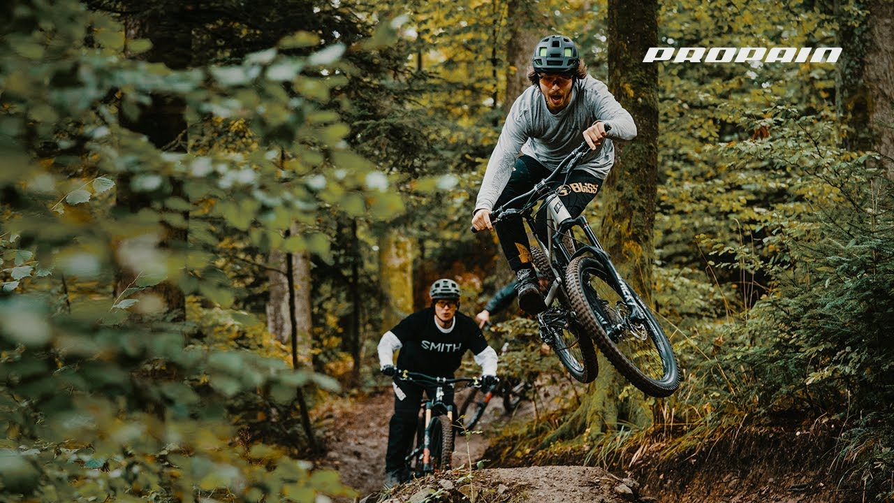 Los Hackos – Going up the country |PROPAIN Bikes