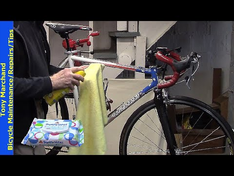Quick Bicycle Frame Cleanup & Polish – Tips and Hacks for Bike Maintenance