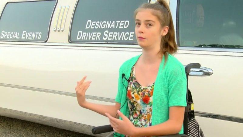 California bikers escort bullied special needs teen to school
