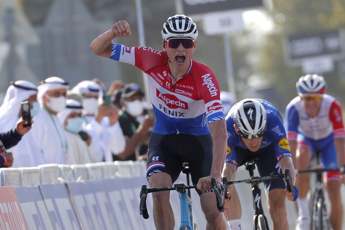 Mathieu van der Poel set to race Kuurne-Brussel-Kuurne