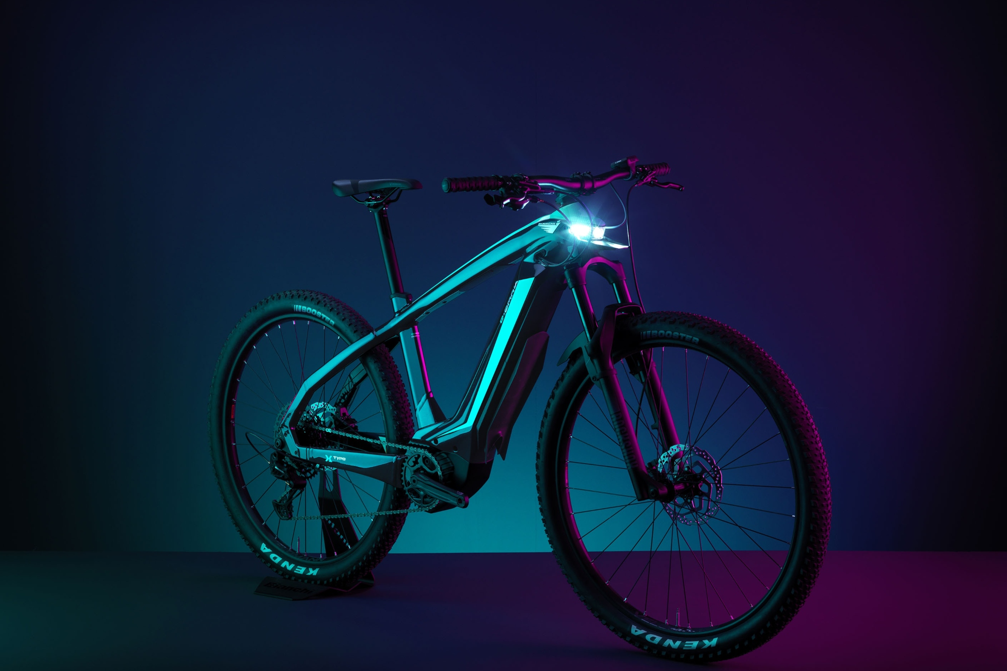 Bianchi adds ABS to its e-Omnia e-bike range