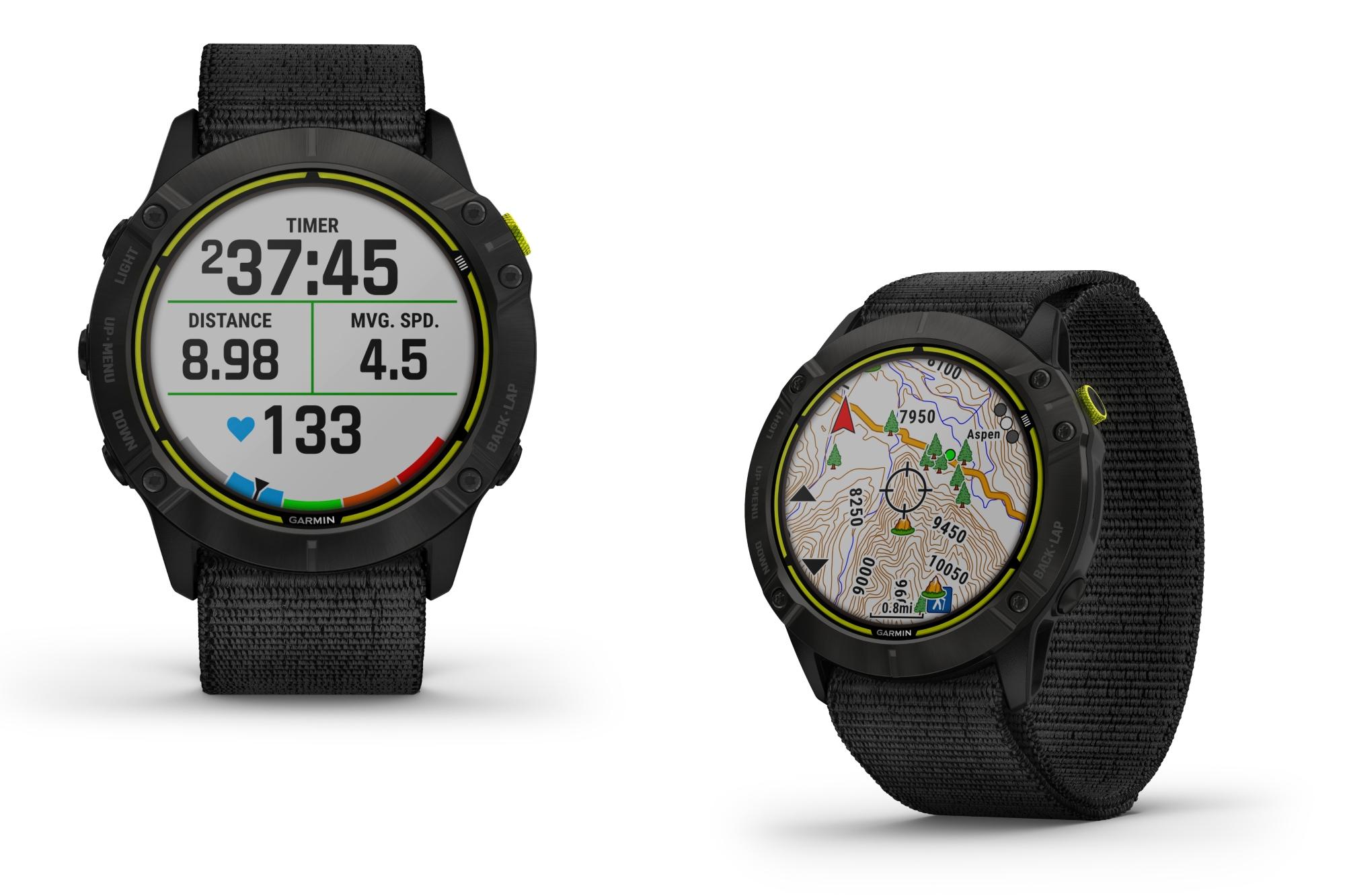Garmin launches new Enduro watch