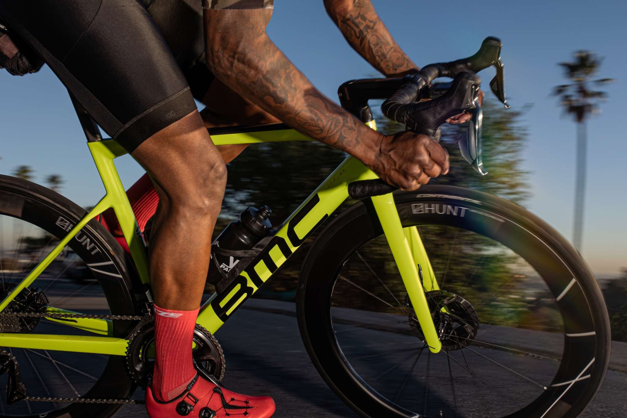 Hunt releases deepest wheelset yet: the 60 Limitless Aero Disc