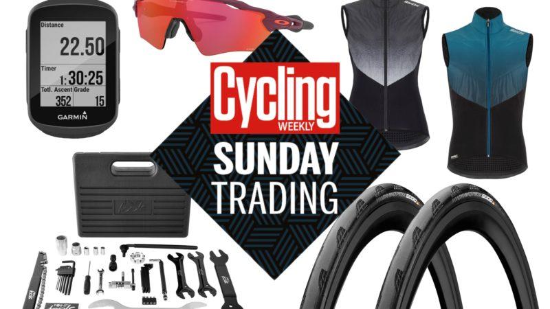 Sonntagshandel: Continental GP 5000, Oakley Sonnenbrillen, Garmin Headunits und vieles mehr!