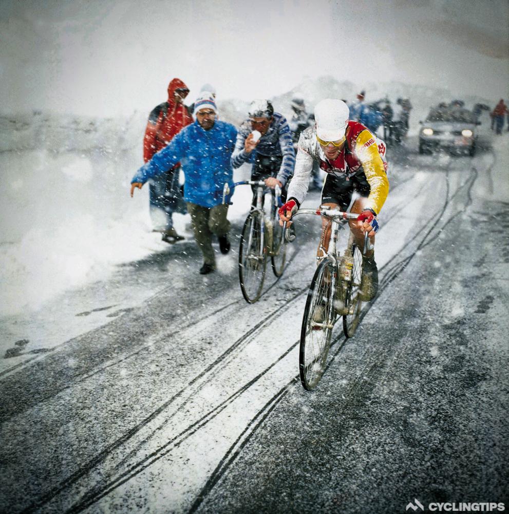 Andare in bicicletta era meglio in passato?
