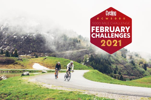 Défis CW5000 de février – Cycling Weekly