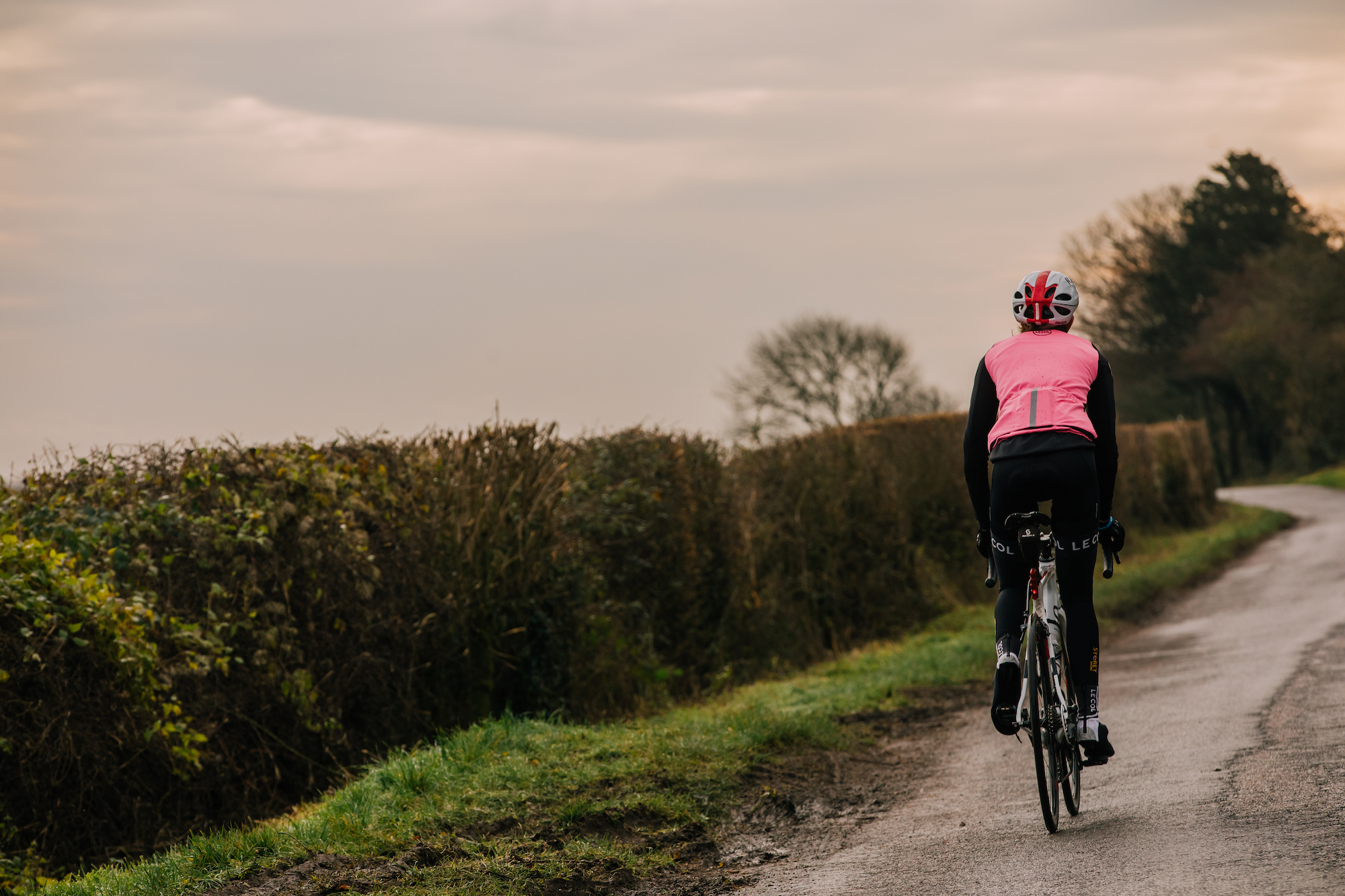 Cycling training plan from sofa to 60km