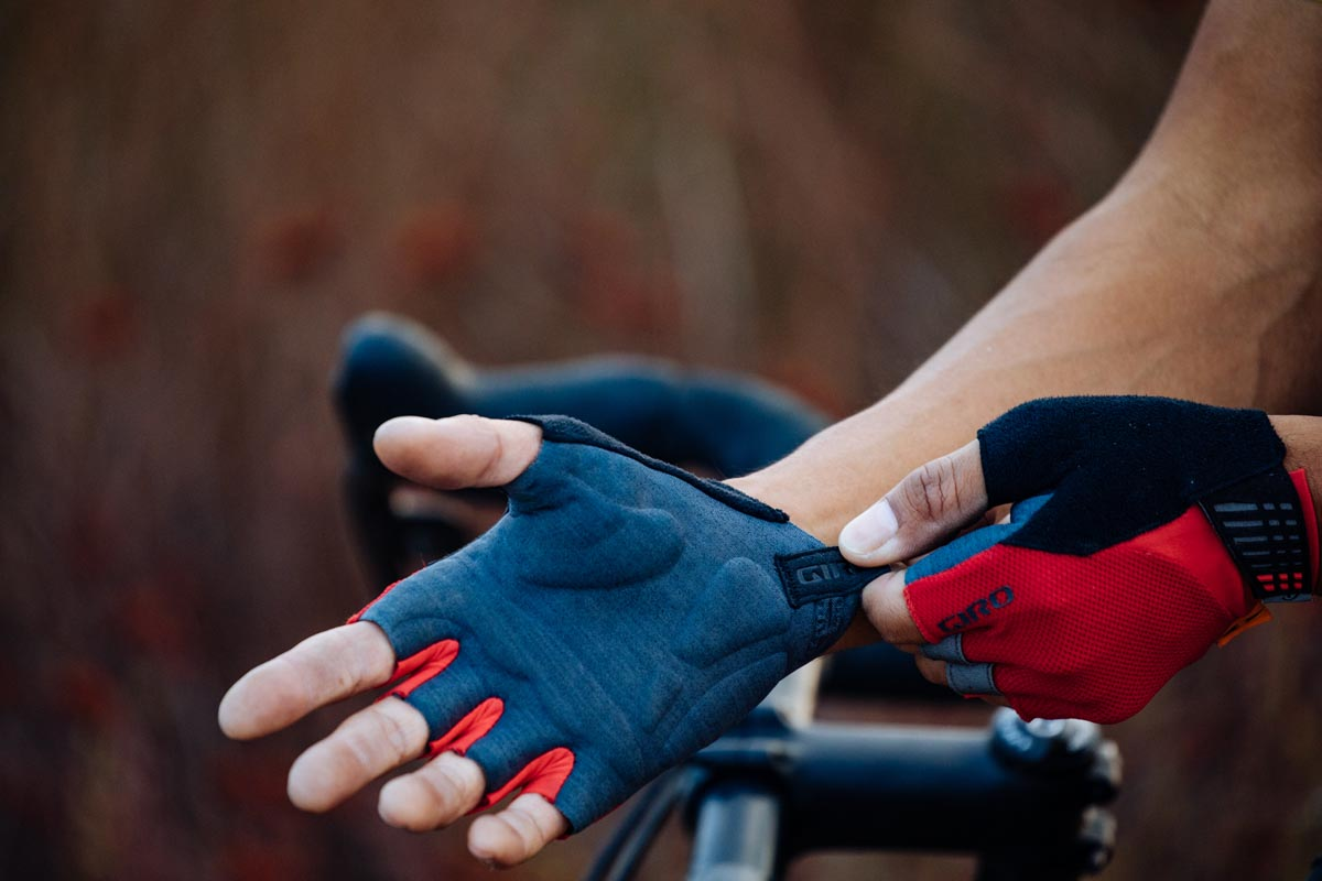 Giro & EIT team up on chamois for your palm, Trixter MTB gloves offer impressive value