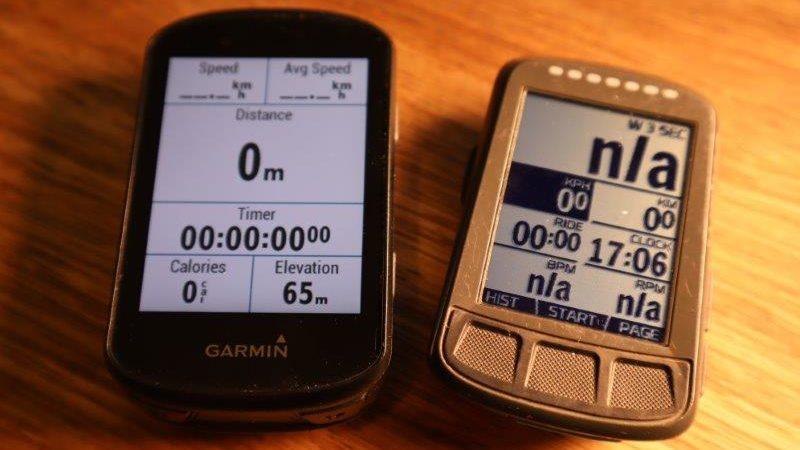Garmin Edge 530 vs Wahoo ELEMNT BOLT: The Mid-Range Bike GPS Punch Up